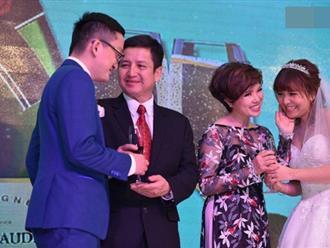 NSƯT Chí Trung lên chức ông nội ở tuổi 58