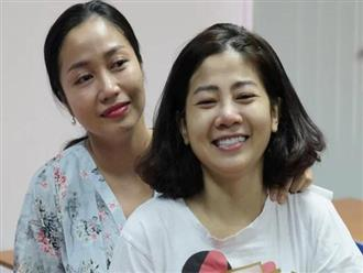 Ở cạnh Mai Phương những ngày cuối đời, Ốc Thanh Vân nghẹn ngào: 'Đau xót lắm, mới hôm qua còn bên em'