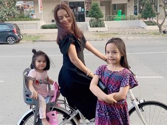 """Phạm Quỳnh Anh gầy đi trông thấy khi """"cày"""" show nuôi con, ai ngờ lại khiến người khác ghen tị vì nhan sắc """"lão hóa ngược"""""""