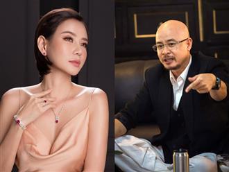 Phản bác ông Đặng Lê Nguyên Vũ, Dương Yến Ngọc nhắn nhủ: 'Nếu Qua bất lực trước vợ thì chị hiến kế cho'