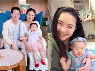 4 năm gắn bó, Phan Như Thảo và chồng đại gia hơn 26 tuổi chưa một lần cãi nhau