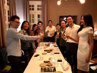 Phản ứng của Hoàng Thùy trước tin đồn hẹn hò với Rocker Nguyễn