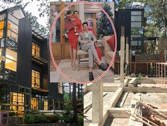 Phát hờn với Phan Như Thảo ngày giáp Tết, được chồng đại gia xây tặng 2 biệt thự triệu đô