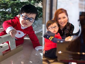 Phát sốt với hình ảnh Noel của con trai anh Bo Đan Trường