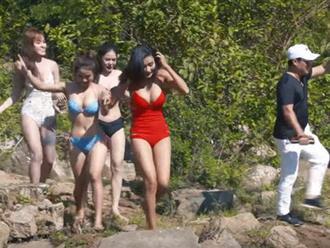 Phim hài Tết bị chê bai vì cảnh nóng, người trong cuộc nói gì?