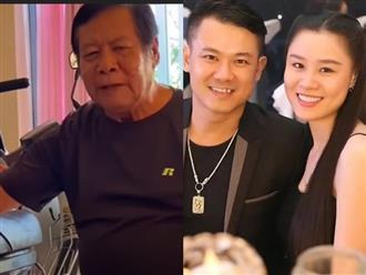 """Phỏng vấn nóng vợ cố NS Vân Quang Long về bố mẹ chồng và chuyện hôn nhân: """"Tôi buồn và khóc nhiều khi xem clip"""""""