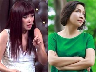 Phương Thanh lên tiếng về tin đồn định tát vào mồm ca sĩ Mỹ Linh vì tội ăn nói hỗn láo