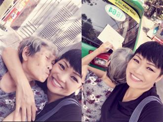 Sợ con gái bị bắt cóc khi đi taxi, mẹ Phương Thanh đã kiên trì làm điều này