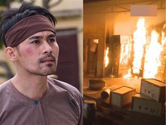 Preview 'Tiếng sét trong mưa' tập 39: Nhọ như Hải cứu người còn bị cha ruột ghét bỏ, Thanh Bình bị bỏng khắp người