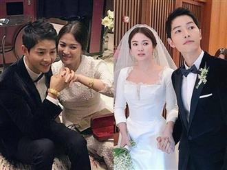 Sau đám cưới 10 ngày, cặp đôi Song Joong Ki - Song Hye Kyo mới dám tiết lộ món quà siêu 'khủng'