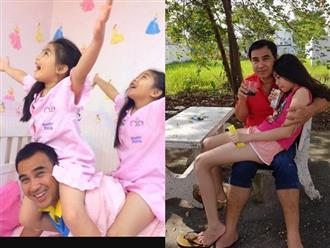 Cách thể hiện tình yêu của Quyền Linh với hai con gái khiến nhiều người 'tan chảy'