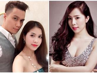 Quỳnh Nga phủ nhận tin đồn là kẻ thứ ba phá vỡ hôn nhân của Việt Anh và vợ cũ