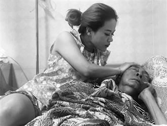 Rơi nước mắt với câu chuyện xúc động, thắm tình phụ tử của nghệ sĩ Lê Bình và con gái tại bệnh viện