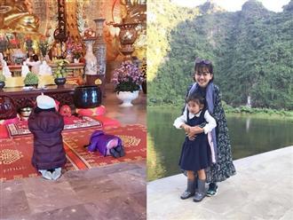 Rơi nước mắt với lời cầu nguyện của con gái Mai Phương dành cho mẹ đang mắc bệnh ung thư