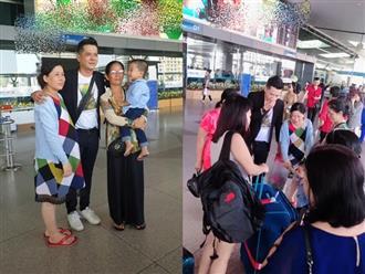 Rời quê hương sang Mỹ đoàn tụ vợ con, Hoàng Anh nghẹn ngào khi bỏ lại mẹ già và chị gái