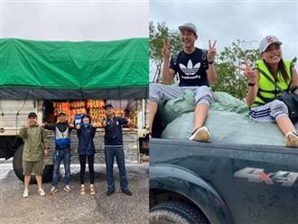 Sao Việt làm từ thiện: Xin đừng hoài nghi hay đong đếm tấm lòng!