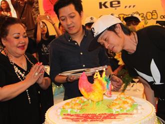 """Sao Việt nô nức chúc mừng sinh nhật Hoài Linh, riêng người này """"dìm hàng"""""""