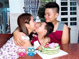 Sau 1 năm kết hôn, Lê Phương tự tin khẳng định đã tìm được hạnh phúc thật sự của đời mình
