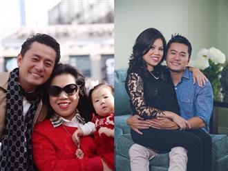 Sau 10 năm chung sống và có 2 con, diễn viên Trương Minh Cường đã ly hôn vợ đại gia?