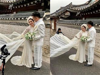 Sau 11 năm kết hôn, mẹ 3 con Ốc Thanh Vân e ấp bên ông xã, quyết 'cưới lại' lần nữa