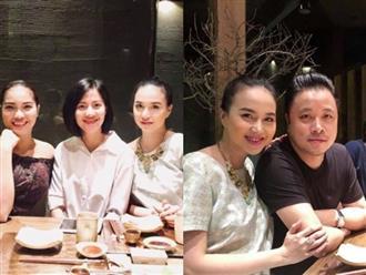 Sau 2 năm kết hôn với Victor Vũ, Đinh Ngọc Diệp mang thai con đầu lòng?
