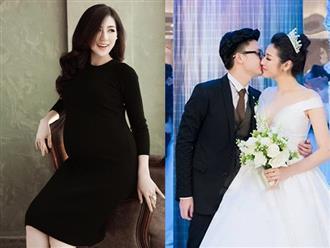 Sau 5 tháng kết hôn, Á hậu Tú Anh đã sinh con với chồng thiếu gia giàu có