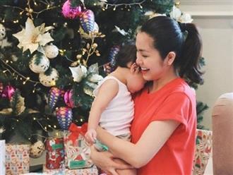Sau 6 năm kết hôn, Tăng Thanh Hà lần đầu tiết lộ cách chăm sóc con vô cùng tỉ mỉ và chu đáo