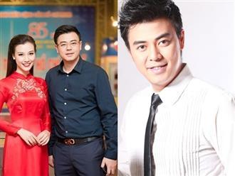 Sau 6 năm kết hôn với vợ giàu, MC Tuấn Tú lộ 'thân xác hoang tàn không nhận ra'