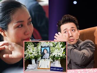 Sau bao ngày kìm nén, Ốc Thanh Vân khóc như mưa vì món quà cuối Trấn Thành dành tặng Mai Phương