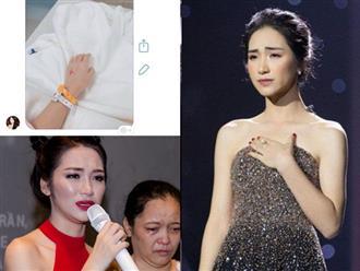 Vận đen 'bủa vây', ca sĩ Hòa Minzy nhập viện phẫu thuật khẩn cấp