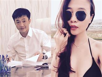 Sau khi ra mắt hai bên gia đình, Đàm Thu Trang ẩn ý về một 'danh phận' với Cường Đô la?