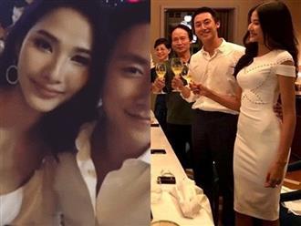 Sau nghi vấn hẹn hò, Rocker Nguyễn tiết lộ mối quan hệ với Hoàng Thùy