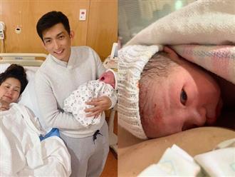 Sau ồn ào tự tử vì vỡ nợ, chồng cũ Phi Thanh Vân hạnh phúc đón con thứ 5 vừa ra đời