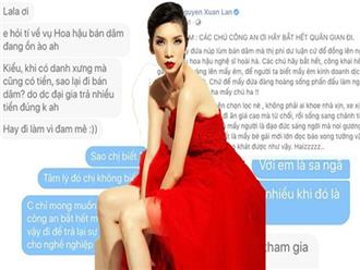 """Siêu mẫu Xuân Lan nêu quan điểm """"Đừng đánh đồng người bán dâm vào nghề người mẫu"""", nói gì về phát ngôn của Trang Trần?"""