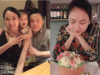 Sinh nhật không cần hoa hay quà đắt tiền, vợ hai kém 17 tuổi của Lam Trường chỉ ước điều này