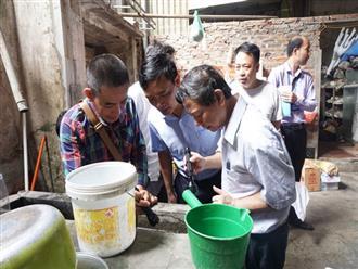 Số ca mắc sốt xuất huyết tăng nhanh tại huyện Phúc Thọ