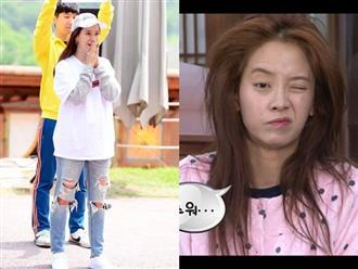 """Song Ji Hyo bị chê ngày càng """"luộm thuộm"""" ở Running Man: Ỷ y vào nhan sắc cân mọi thể loại trang phục?"""