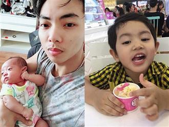 Phát sốt với hình ảnh Phan Hiển 'mồ hôi rơi lã chã' vì chăm con khi Khánh Thi vắng nhà