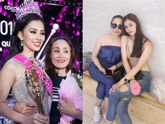 Sốt với sự sành điệu, trẻ trung của bố mẹ Hoa hậu Trần Tiểu Vy, chất chơi không thua con gái