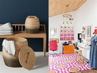 Nhẹ nhàng, thanh lịch nhưng không hề tẻ nhạt: Hãy sử dụng màu ombre trong thiết kế nội thất để tạo ra các góc nhỏ ấn tượng