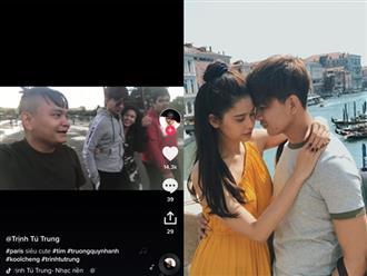 Sự thật bức ảnh Tim và Trương Quỳnh Anh ôm nhau thắm thiết khi đi du lịch dù đã ly hôn?