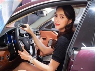 Sự thật tin Matt Liu tặng Hương Giang xe 8 tỷ nhân kỷ niệm 3 tháng hẹn hò