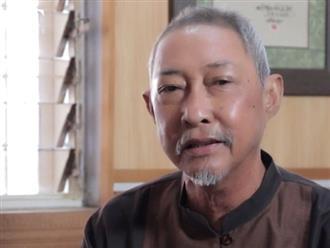 Nghệ sĩ Lê Bình vui mừng khi sức khỏe đang dần ổn định, sắc mặt hồng hào rạng rỡ
