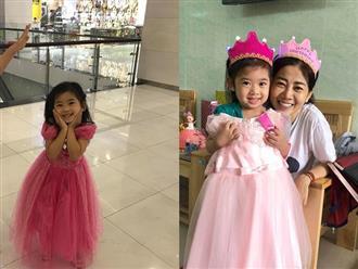 'Tan chảy' khi thấy nụ cười hạnh phúc của con gái Mai Phương sau ngày mẹ xuất viện về nhà