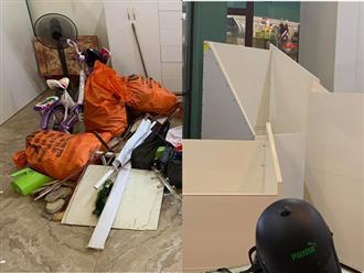 Tận dụng thời gian ở nhà dài ngày, mẹ đảm Ninh Bình tranh thủ cải tạo gầm cầu thang với chi phí 4,3 triệu đồng