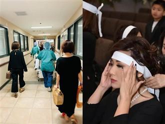Tang lễ ba vừa xong thì mẹ nhập viện, vợ cũ Bằng Kiều suy sụp: 'Ông trời đang thử thách mình đây mà'