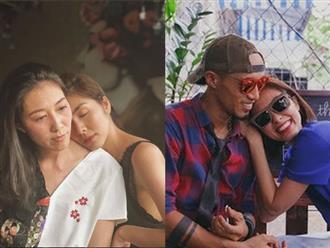 Tăng Thanh Hà tựa đầu vào vai vợ Phạm Anh Khoa, dân tình xót xa khi phát hiện điểm này