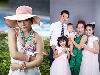 Sau 5 năm chung sống, Thái Thùy Linh xác nhận đã ly hôn, một mình nuôi 2 con
