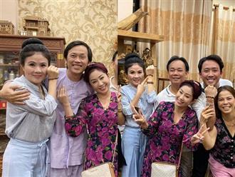 Tham dự tiệc sinh nhật Hoài Linh, NSND Thanh Ngân gây bất ngờ vì nhan sắc trẻ trung ở tuổi 47