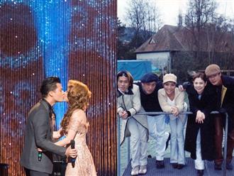 """Thanh Thảo tung ảnh 15 năm trước mừng sinh nhật Quang Dũng, nhắn nhủ: """"Anh vẫn là người đàn ông rất quan trọng trong lòng em"""""""